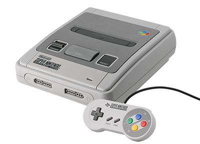 RE-PLAY #6 du 18 au 19 mars 2017 dans le 06 SNES-PAL-Console-Set